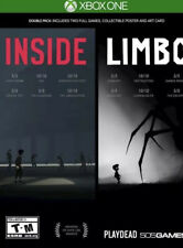 Paquete de doble Interior + Limbo-Microsoft Xbox One-Nueva-Envío Gratuito