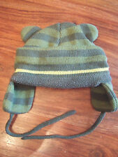 H&M Girls' Striped Baby Caps & Hats
