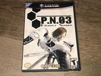 P.N.03 Product Number Nintendo Gamecube Complete CIB Authentic