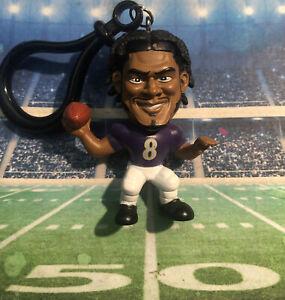 2021 NFL TeenyMates BigShot Ballers Minifigs Lamar Jackson Baltimore Ravens MVP