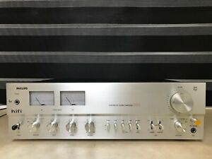 Philips 386 Integrated Stereo Amplifier / Verstärker