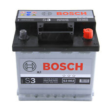 12V 70Ah Type 100 640CCA 3 Years Wty Sealed OEM Replacement Bosch Car Battery