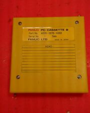 Fanuc PC Cassette B P/N: A02B-0076-K002.       3B
