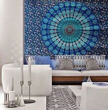 Tapestrie Twin Hippie Tapestry Indian Mandala  Bedspread Wall Hanging Wall Decor