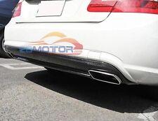 CARBON FIBER DIFFUSER FOR MERCEDES BENZ W207 2DR COUPE E550 E500 E350 AMG M071