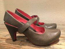 Tsubo womens Acrea high heel mary janes Size  6