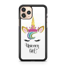 Unicorn Girl Quote Golden Horned Elegant Majestic Unicorn Phone Case Cover