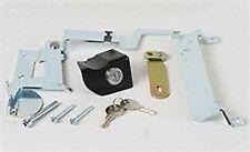 Pop & Lock PL6100 Black Manual Tailgate Lock for Honda Ridgeline 05-15