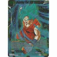 Negating Fist SSB Son Goku P-088 PR - Promo Card - Dragon Ball Super Card Game