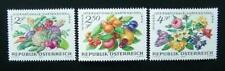 Austria Stamps 1974 SC#982-984, VEGETABLES, FRUITS AND FLOWERS, MNH VF Free ship