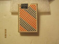 Sealed Deck of American Airlines Playing Cards Made by USPCC USA