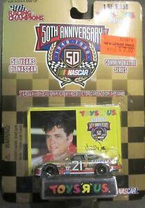 1998 Racing Champions Commemorative Series Michael Waltrip #21 CITGO Die Cast