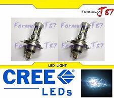 CREE LED 30W HS1 30W WHITE 6000K TWO BULB HEADLIGHT REPLACE QUALITY JDM SHOW USE
