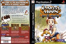 Harvest Moon: Save the Homeland Sony PlayStation 2 PS2 NATSUME FARMING RPG GAME
