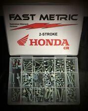 340pc HONDA BOLT KIT CR 60 80 85 125 250 500 (2-stroke)