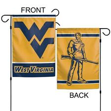 University of West Virginia Mountaineers 12 x 18 Premium Decorative Garden Flag