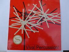 Bobby Montez – Viva! Percussion! LP, Aus, WRC