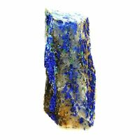 Azurite + Malachite. 212.4 ct. Alzon, Gard, Occitanie, France. Rare