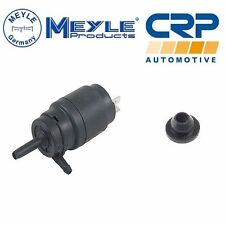 Windshield wiper Washer Pump Motor kit + Grommet Rubber Seal for BMW 3 5 Series