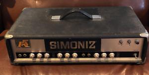(RARE) MIYUKI Tube Power Guitar Echo Amp SIMONIZ Vintage Collection F/S JAPAN