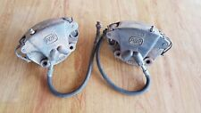 Holden Hq Hj hX HZ Wb  Torana PBR Cast Front brake calipers complete with lines
