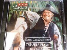 2 CD AUDIO BOOK - TREASURE ISLAND - Talking Classic 58
