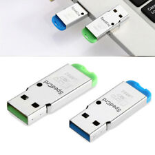 High Speed 480 Mbps Mini USB 2.0 Micro SD TF T-Flash Memory Card Reader Adapter