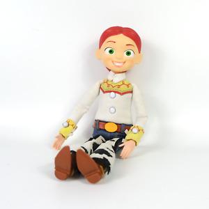 Toy Story Jessie Pull String TALKING Plush Doll Cowgirl Figure Disney Pixar Toy