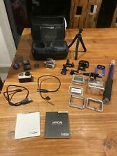 Gopro Hero 4 Black With All Attchments And Accessories