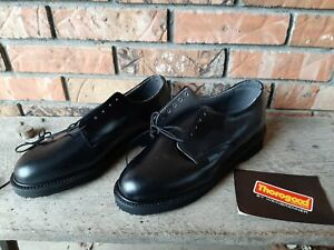 THOROGOOD BY WEINBRENER 834- 6130 MEN'S OXFORD WORK SHOES SIZE 8 EEE MADE IN US
