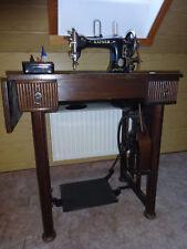 Nähmaschine Tisch In Antike Nähmaschinen Günstig Kaufen Ebay