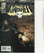 The Punisher-Vol 4 Issue 36-Marvel Comic