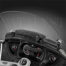 Can Am Spyder Dash Pouch - Hopnel 3 Pouch Windshield Bag for Can Am Spyder RT