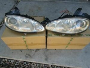 JDM 2001 Mazda MX-5 MIATA Roadster NB Halogen Headlights Lights Lamps SET OEM