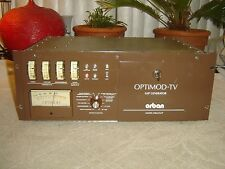 Orban 8182A/SAP, Original, Optimod-TV, SAP Generator Compressor Limiter, Vintage