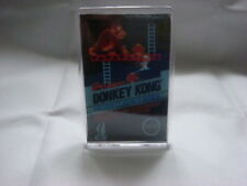 NINTENDO NES  GAME COVER FRIDGE MAGNET WITH STAND DONKEY KONG ARCADE CLASSIC