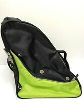 NEW Athalon Everything Boot Bag Backpack Ski Snowboard Arctic Black Lime Green