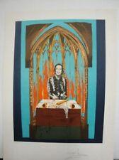 "Salvador Dali ""Dali's Inferno Tarot The Magician"" S/N In Original Display"