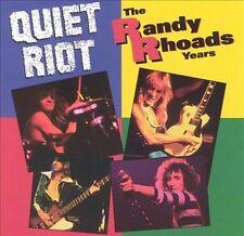 Randy Rhoads Years by Quiet Riot (BRAND NEW SEALED CD, 1993 Rhino) Ozzy Osbourne