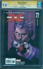 Ultimate X Men 77 CGC 9.8 SS Stan Lee Robert Kirkman Paquette 3 Sign Top 1 Cable