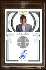 RICKY RUBIO NATIONAL TREASURES RC AUTO /99  MINT   TIMBERWOLES SUPER YOUNG STAR