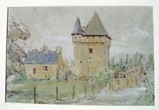 Francia Saint Leon Sur vegere w/col Patrick Phillips ARW Rp C1956