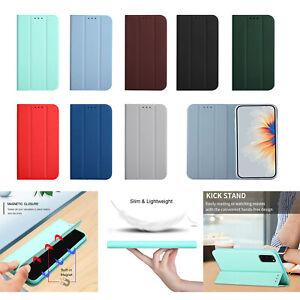 Flip Leather Case For Xiaomi Redmi 10 Note 10 Pro 10S POCO X3 GT M3 Full Cover