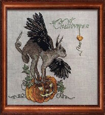 10% Off Nimue Fee Main Counted X-stitch Chart - Challoween