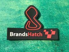 VINTAGE - BRANDS HATCH - CIRCUIT - FRIDGE MAGNET