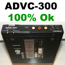 Canopus ADVC-300 VHS- DVD,AVI,MPEG,MP4 Digital Video Converter. Versand Juli.