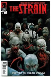 THE STRAIN #1 Dark Horse Comic 1st Print SOLD OUT Near Mint to NM+ TV SHOW