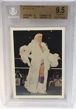 1988 NWA Wonderama Ric Flair BGS 9.5 Gem Mint Highest Graded Nature Boy Pop 1