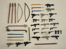Lot of Star Wars Weapons For Vintage Figures Repros