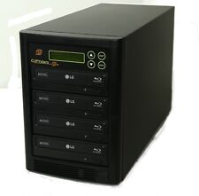 Copystars 1-3 16X Blu-ray Duplicator DVD CD BDXL burner MDisc drive copier tower